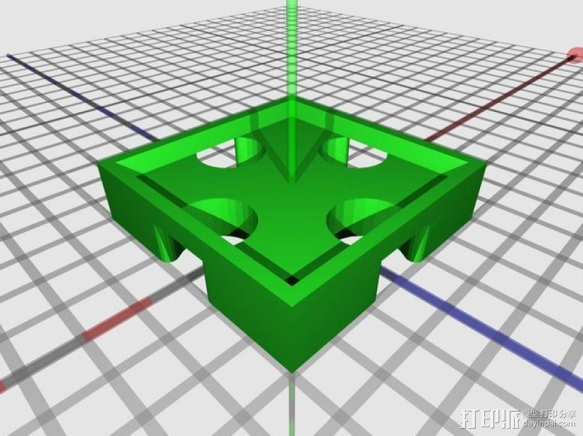 游戏联锁卡片 3D模型  图6
