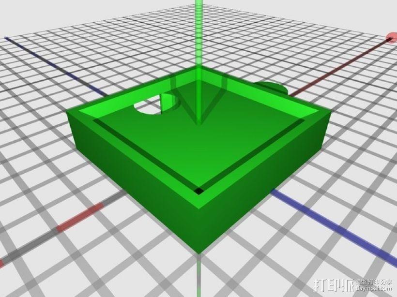 游戏联锁卡片 3D模型  图8