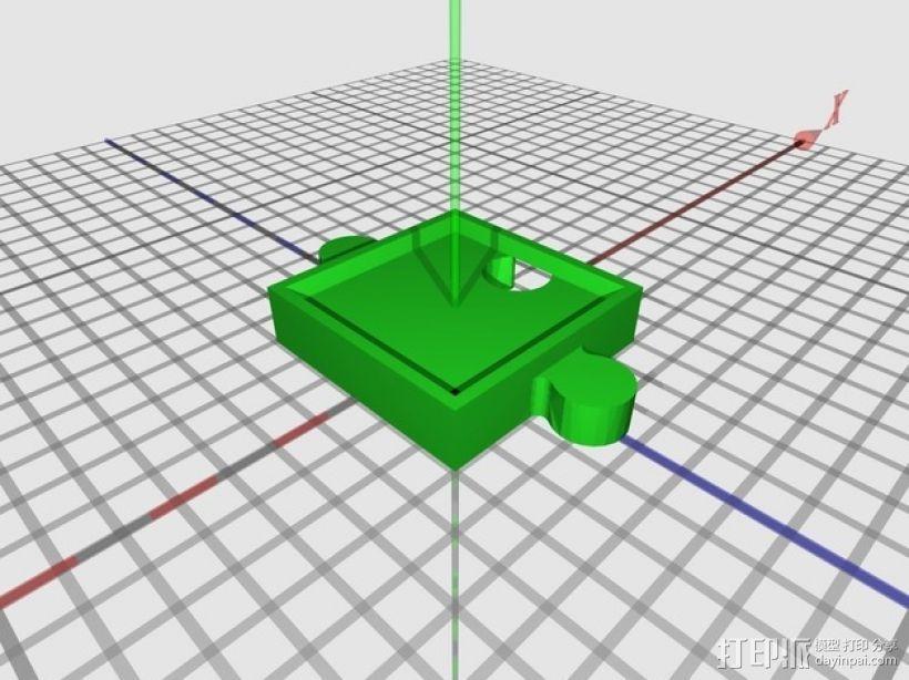 游戏联锁卡片 3D模型  图10