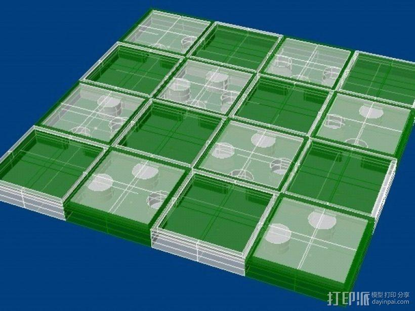 游戏联锁卡片 3D模型  图12