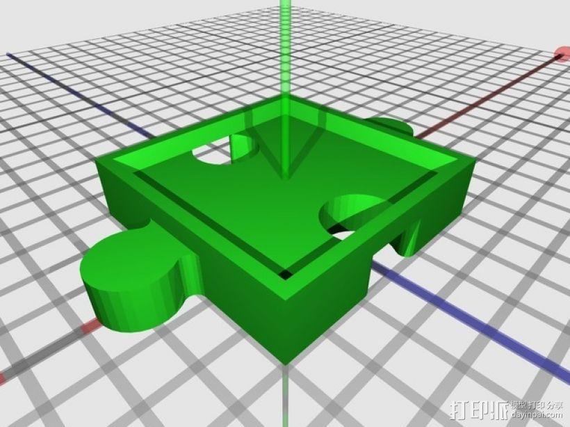游戏联锁卡片 3D模型  图11
