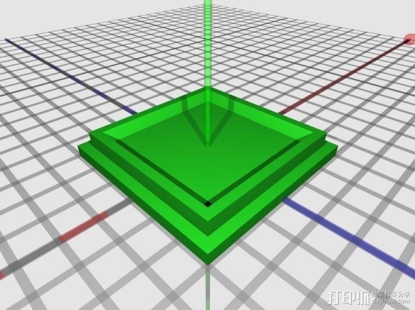 游戏联锁卡片 3D模型  图14