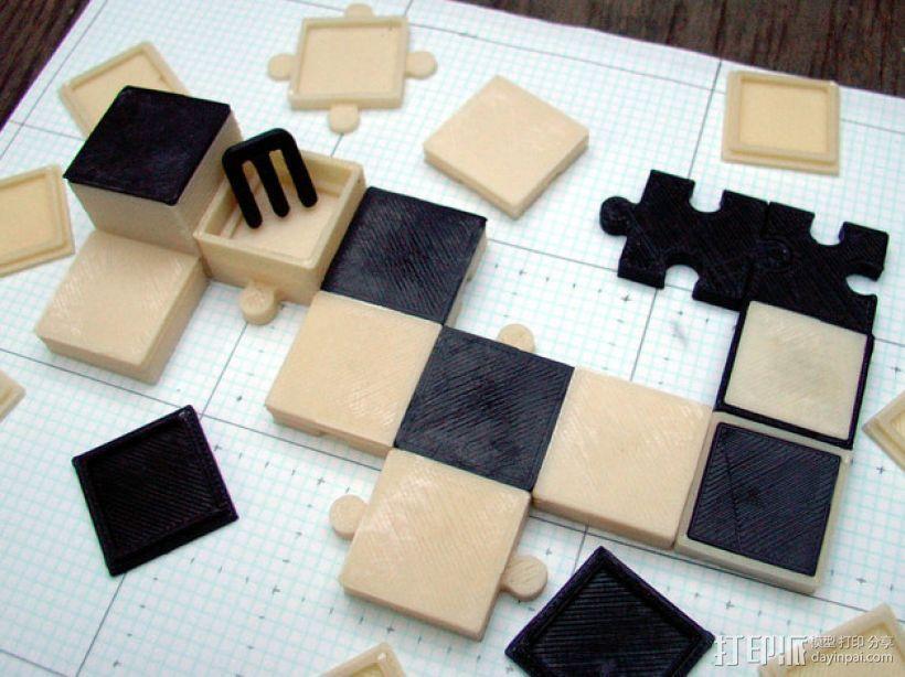游戏联锁卡片 3D模型  图15