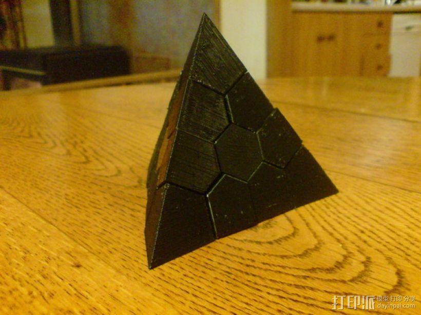 Voroni四面体 3D模型  图2
