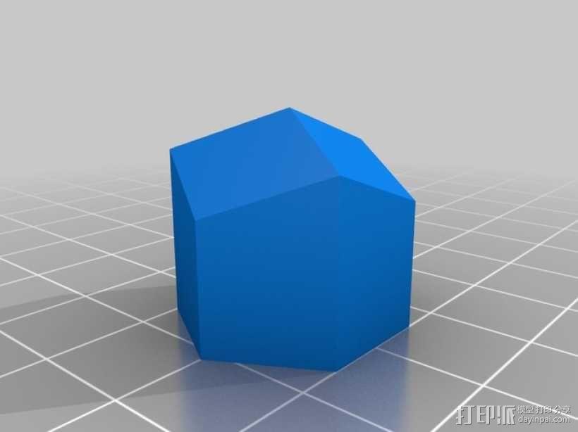 Voroni四面体 3D模型  图5