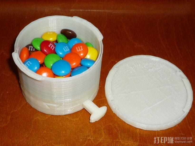 糖果分发器 3D模型  图1