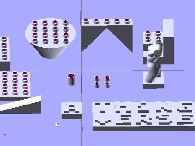 Doblo玩具工厂 3D模型  图4
