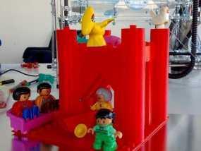 Doblo玩具工厂 3D模型