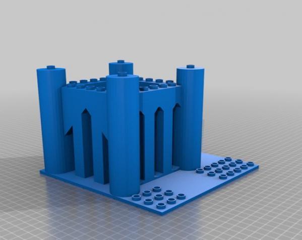 Doblo玩具工厂 3D模型  图13