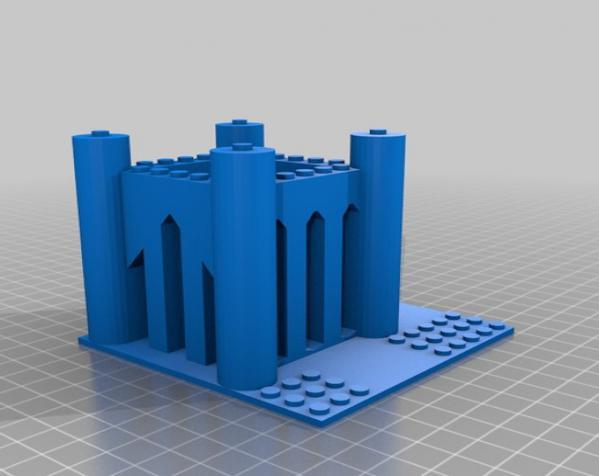 Doblo玩具工厂 3D模型  图14