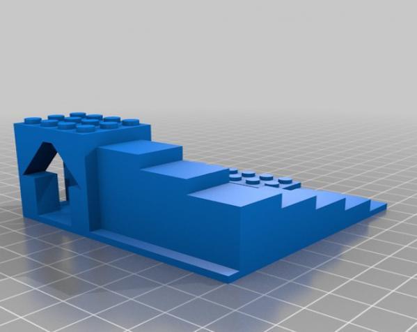 Doblo玩具工厂 3D模型  图17