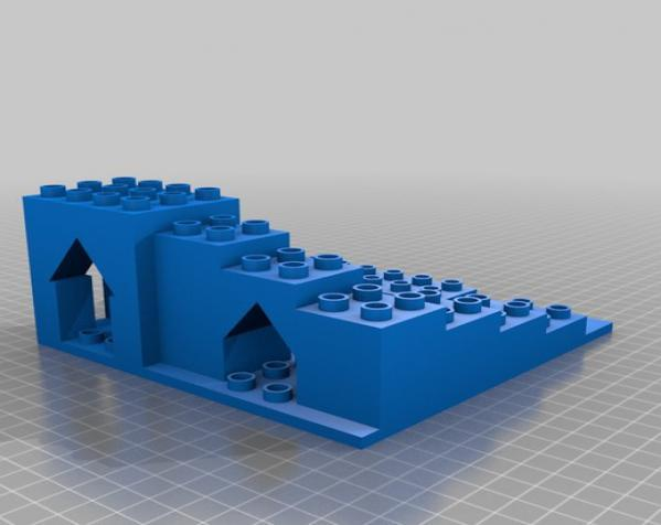 Doblo玩具工厂 3D模型  图20