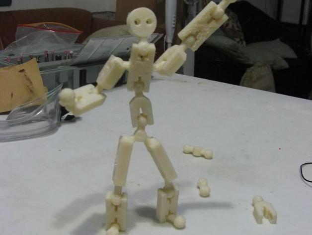 Beco方块 3D模型  图3