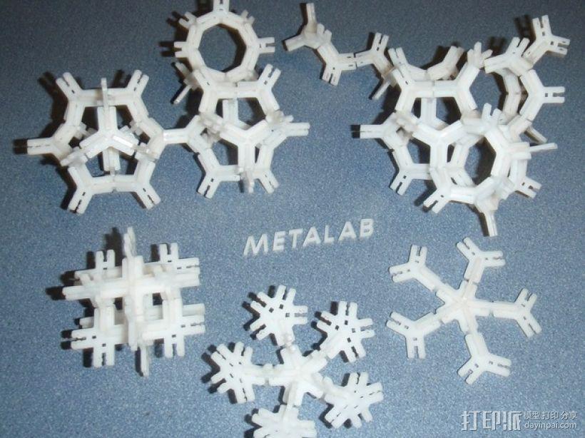 Metabrick 3D模型  图1