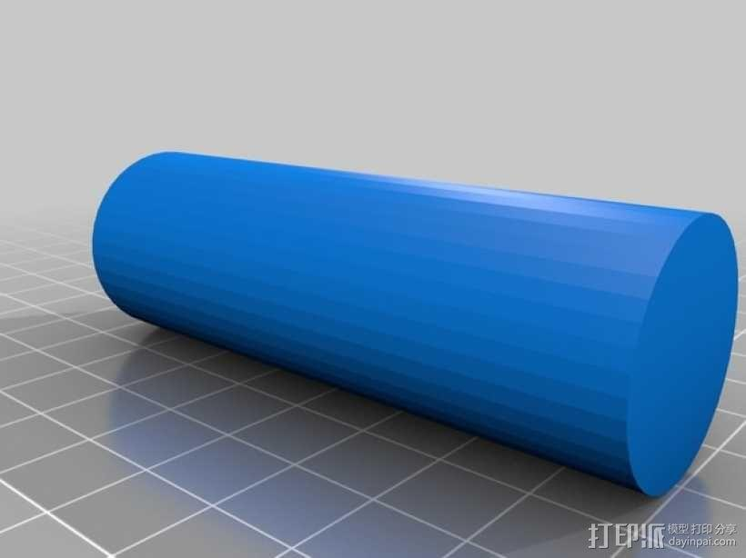 拇指角斗场 3D模型  图4