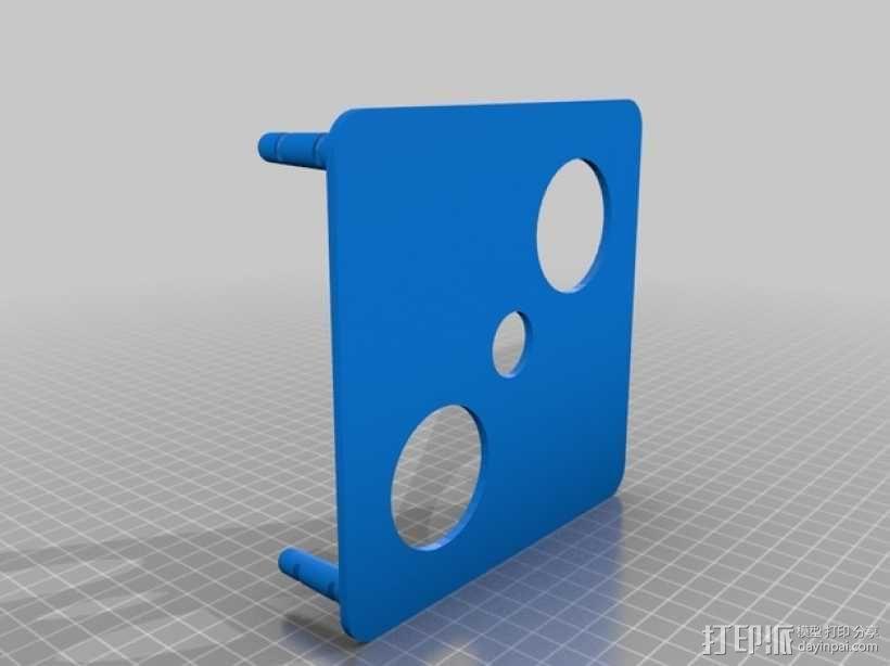 拇指角斗场 3D模型  图3