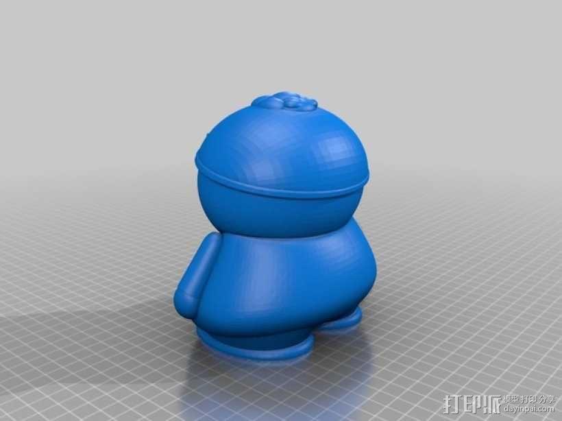 动漫《南方公园》玩偶 3D模型  图8