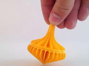 KACA 02陀螺 3D模型