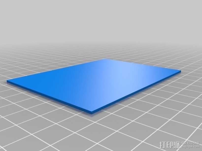 迷你飞机场 3D模型  图2