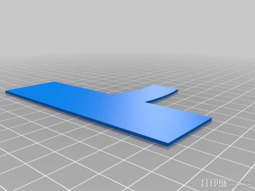 迷你飞机场 3D模型  图6