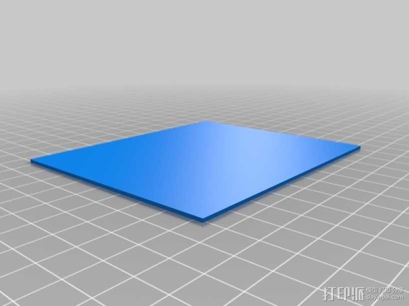 迷你飞机场 3D模型  图8