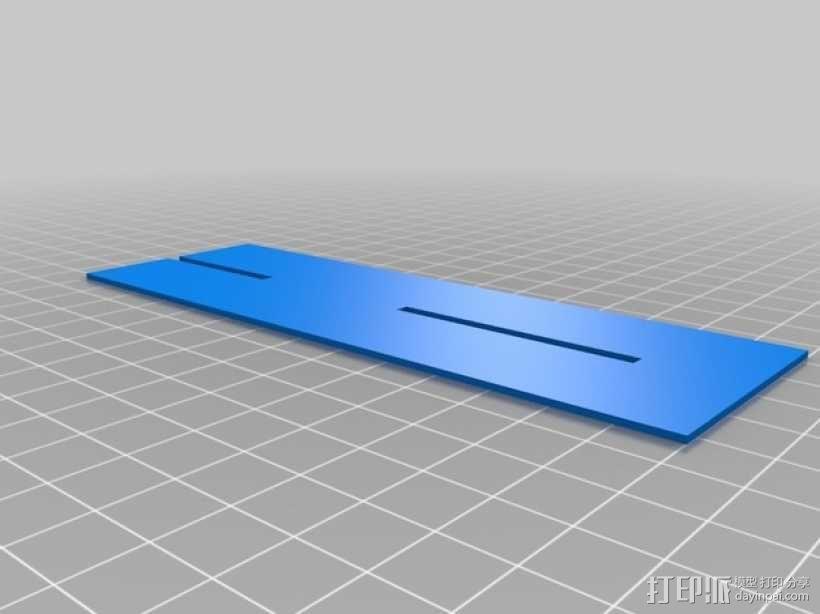 迷你飞机场 3D模型  图11