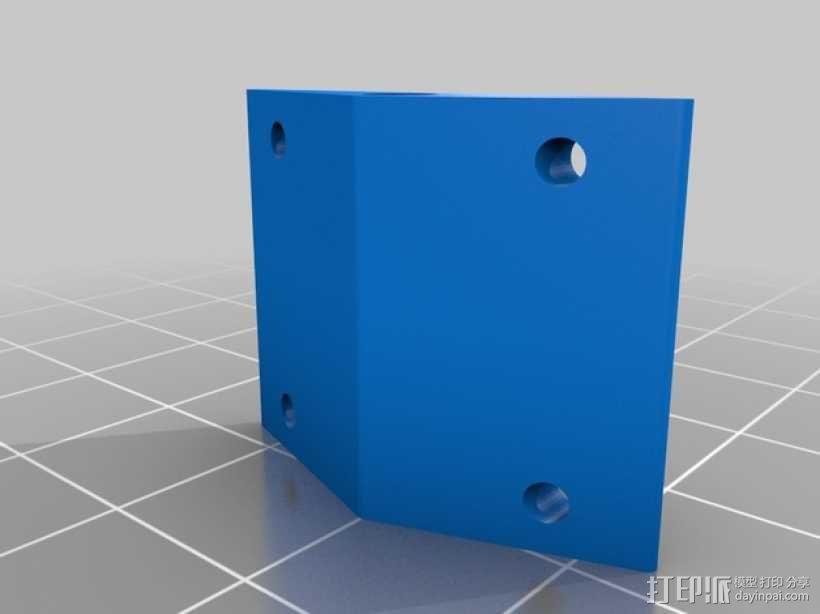 摩天轮 3D模型  图7
