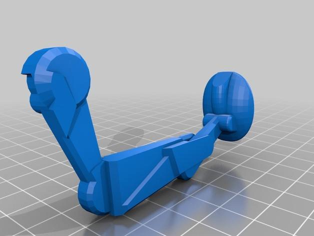 乐高步行器 3D模型  图2