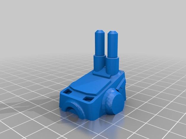 乐高步行器 3D模型  图5