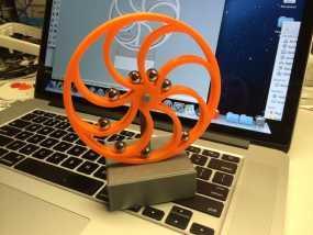 永动机 3D模型