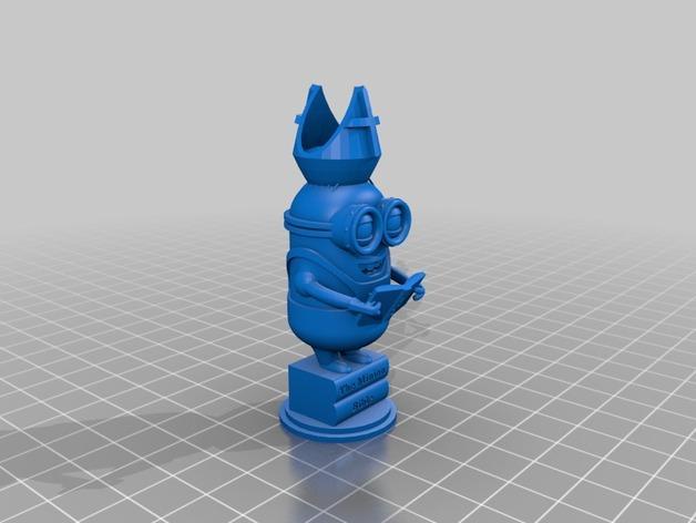 人偶象棋 3D模型  图3