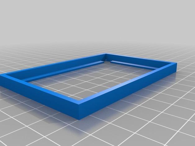 咖啡杯托盘 3D模型  图3