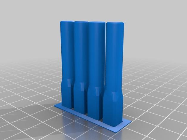 咖啡杯托盘 3D模型  图5