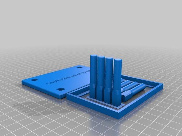 咖啡杯托盘 3D模型  图7