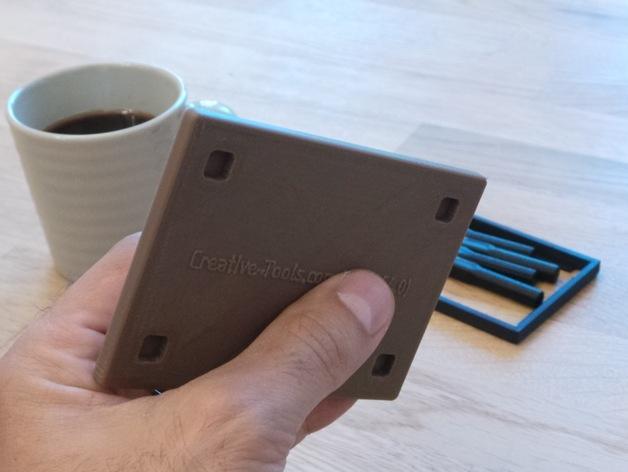 咖啡杯托盘 3D模型  图13