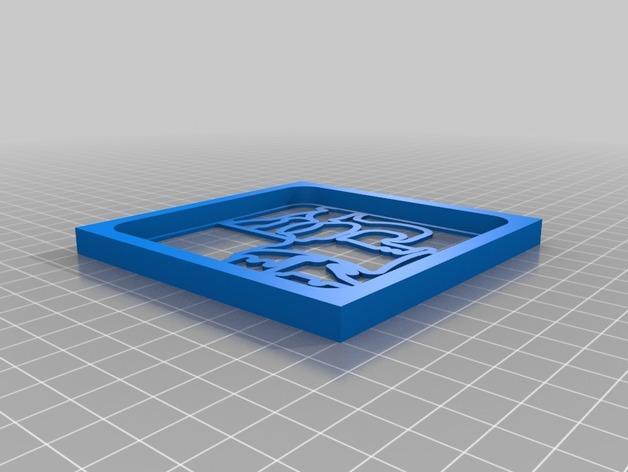 动物拼图 3D模型  图4