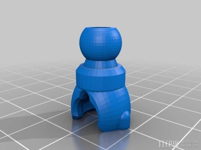 蜘蛛形机器人 3D模型  图9