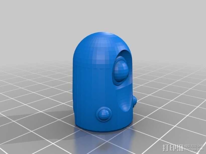 蜘蛛形机器人 3D模型  图11