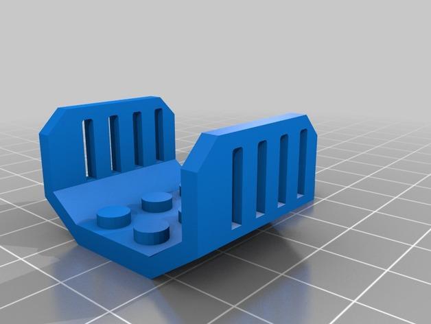 爆破工 3D模型  图3