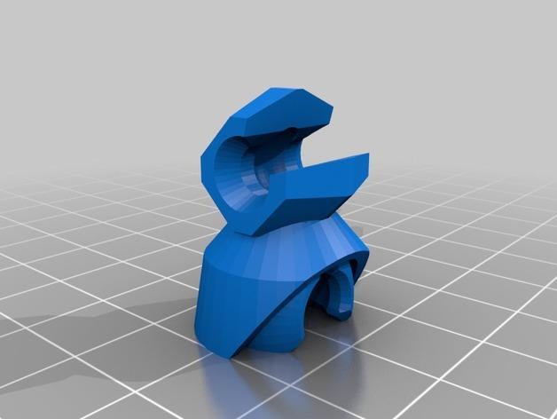 小精灵玩偶 3D模型  图2