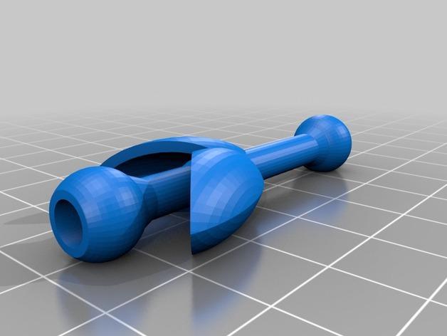 小精灵玩偶 3D模型  图3