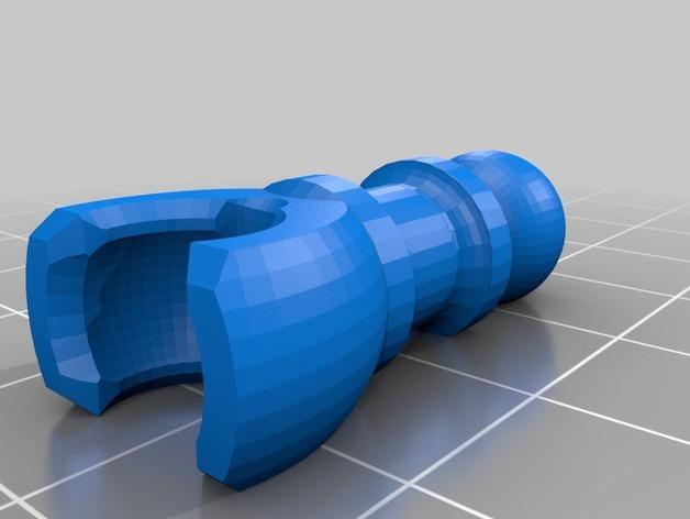 小精灵玩偶 3D模型  图4