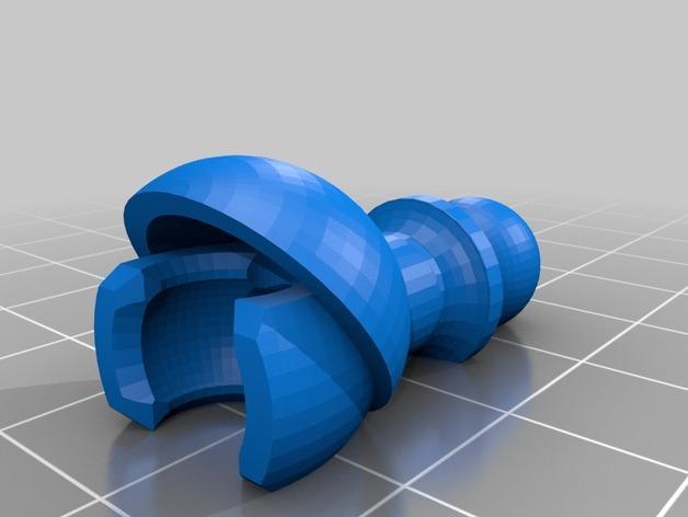 小精灵玩偶 3D模型  图6