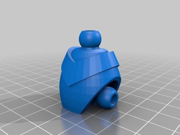 小精灵玩偶 3D模型  图9