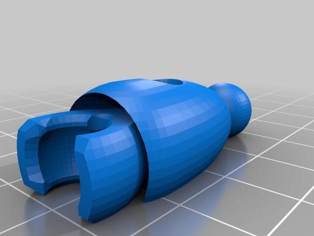 小精灵玩偶 3D模型  图13