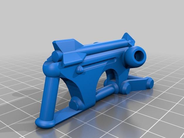 小精灵玩偶 3D模型  图14
