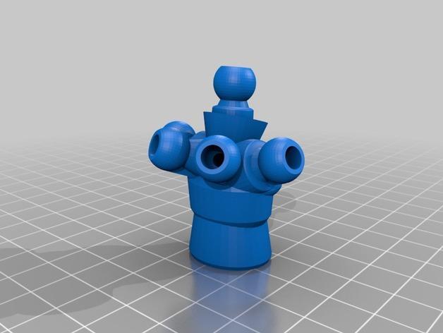 小精灵玩偶 3D模型  图15