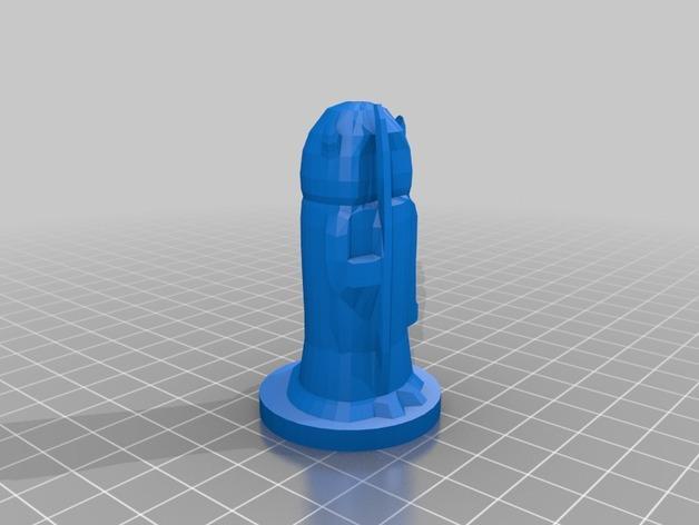 迷你象棋 3D模型  图6