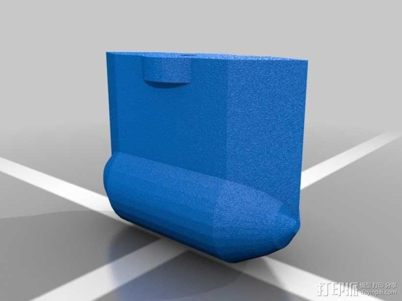 阿基米德梁规 3D模型  图2
