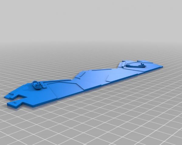 《卡坦岛》地形图 3D模型  图13